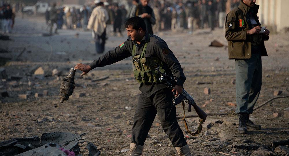 阿富汗安全局