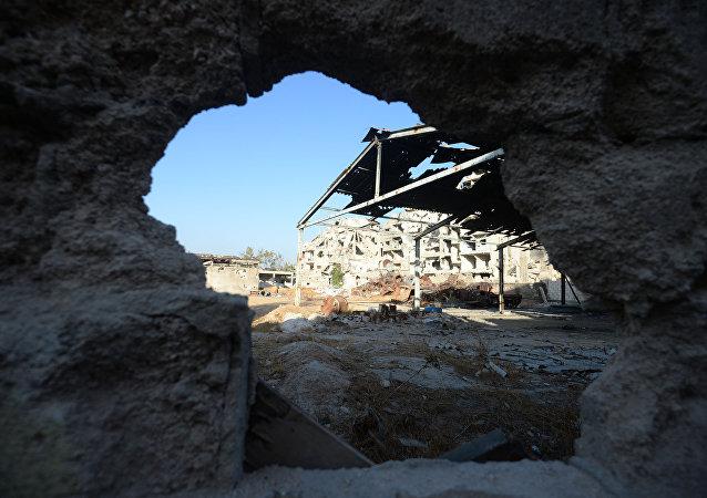 媒体:叙哈马省遭火箭弹袭击造成1人死亡 1名儿童受伤