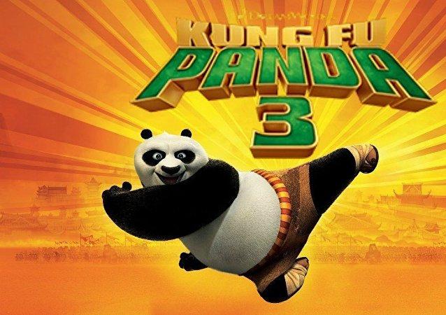 《功夫熊猫3》成为在华最卖座动画电影