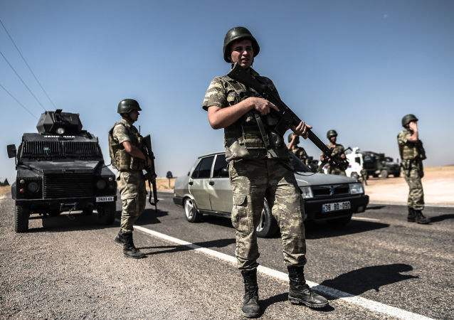土耳其部队