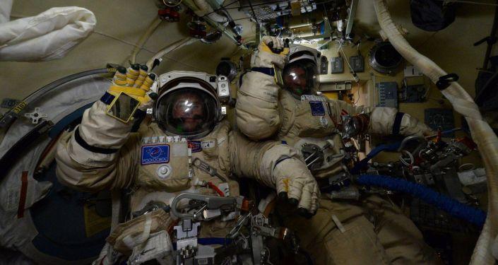 俄羅斯新航天服預計將首次用復合材料製作