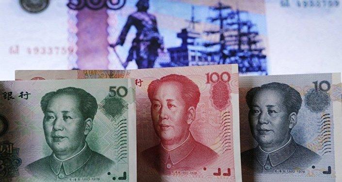 人民币和卢布