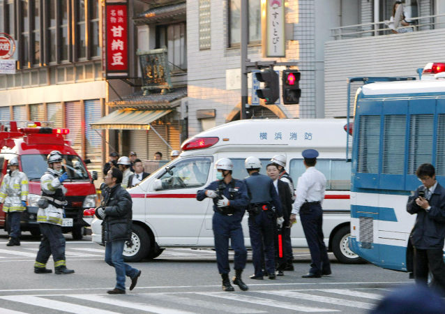 日本大阪市发生拖拉机冲撞行人事故造成1名儿童死亡