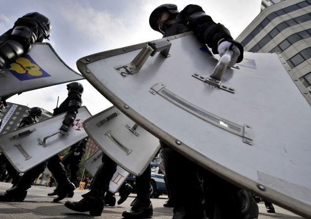 """日本动用军队战舰及4.2万警力为G7峰会""""保驾护航"""""""