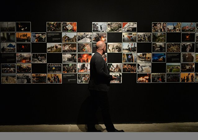 安德烈·斯捷宁国际新闻摄影大赛开通网上投票