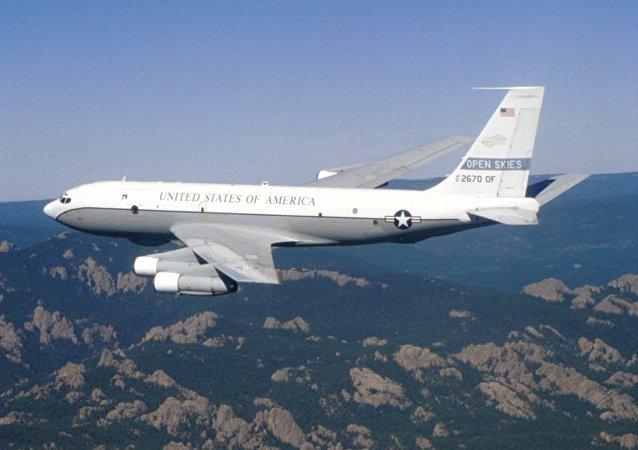 美英将在俄罗斯和白俄罗斯领空进行观察飞行