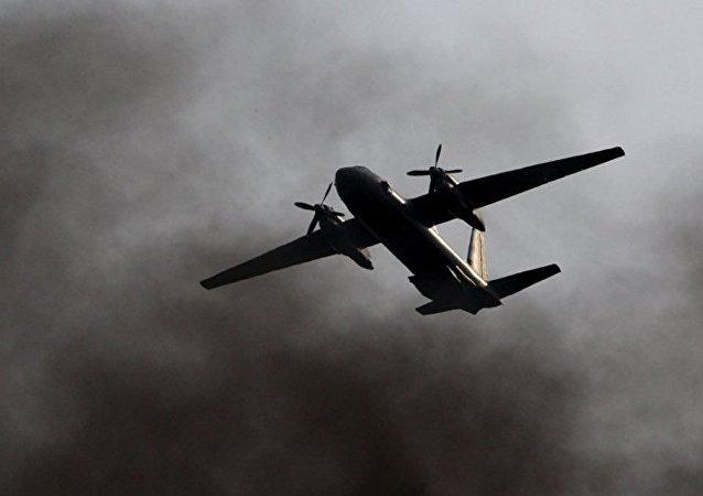 俄国防部消息称,在叙利亚坠毁的安-26飞机上共有33名乘客和6名机组成员