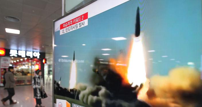 媒體:朝鮮拆除試射洲際導彈發射基地的設施