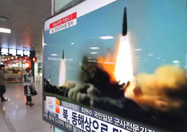 韩美尚未发现朝鲜准备核导试验的迹象