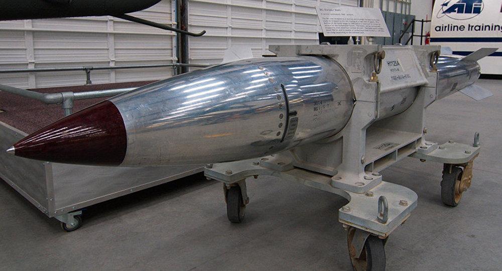 B61航空核炸弹