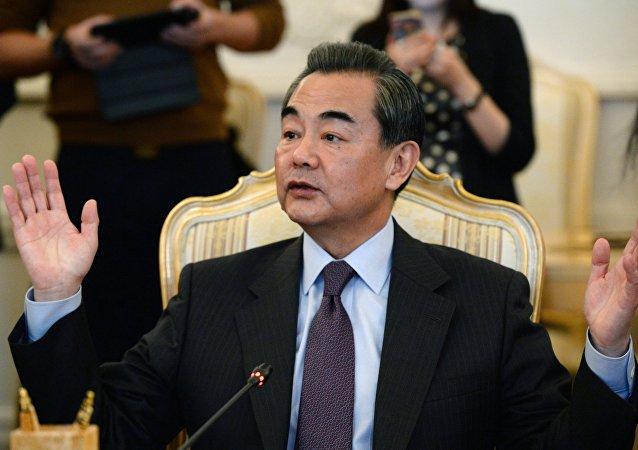 王毅:應堅決阻止朝鮮發展核武器