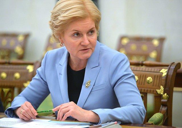 俄副总理戈洛杰茨