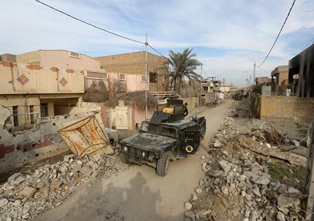 伊拉克政府军释放被IS关押的1500名俘虏