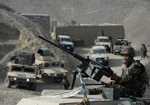 媒體:阿富汗一天內近60名武裝分子被消滅