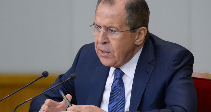 俄外长:俄白两国对北约欧盟关系上均希望欧洲取消分界线