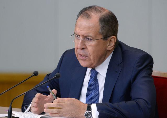 拉夫羅夫:俄羅斯呼籲恢復朝鮮問題六方會談