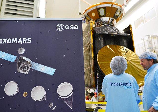 「火星太空生物」項目第二階段將於2020年7月25日啓動