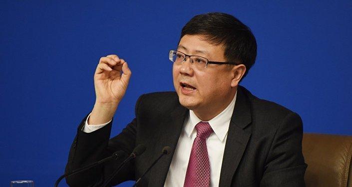 中華人民共和國環境保護部部長陳吉寧