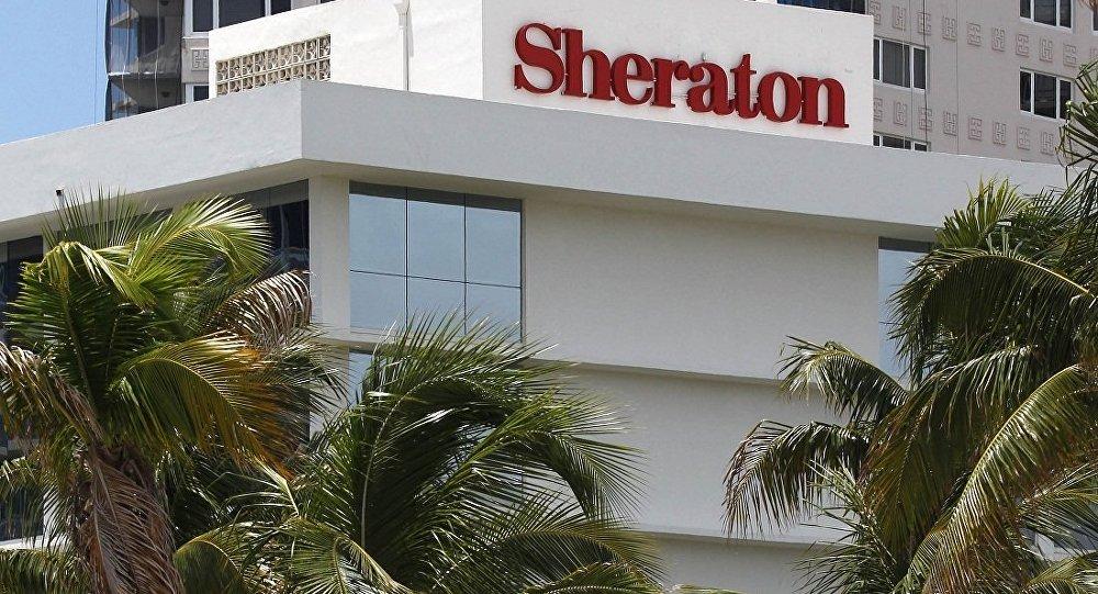中国安邦保险集团公司拒绝以140亿美元收购喜达屋连锁酒店集团