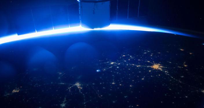 美國宇航局:「龍」貨運飛船順利到達國際空間站