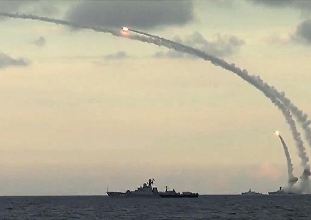 俄國防部:俄安泰核潛艇將獲得「口徑」導彈系統