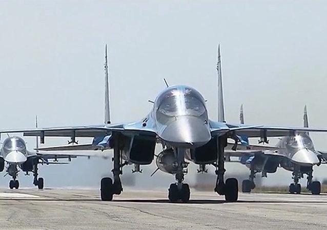 消息人士:亞歷山大·茹拉夫廖夫中將被任命為駐敘俄軍司令