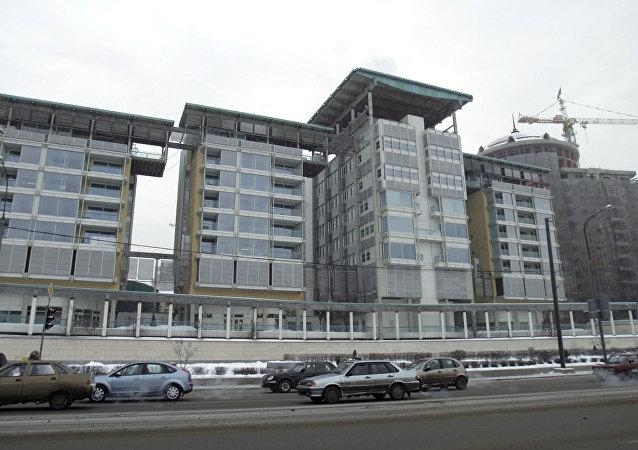 英國駐俄羅斯大使館