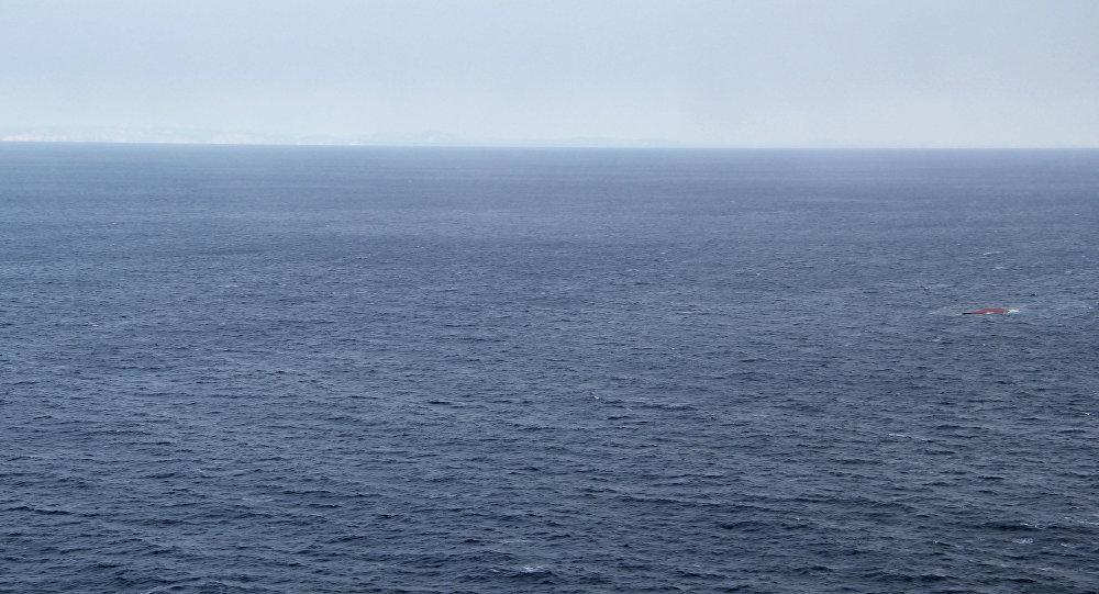 日韓漁船在日本海相撞