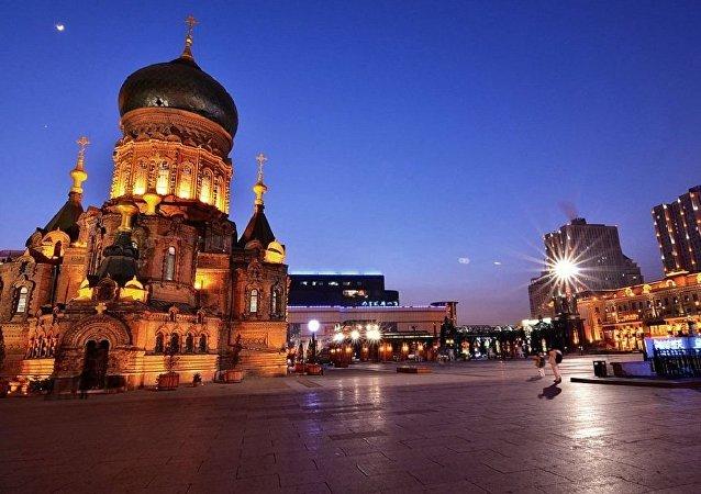 俄哈巴罗夫斯克学校将在哈尔滨开设分校