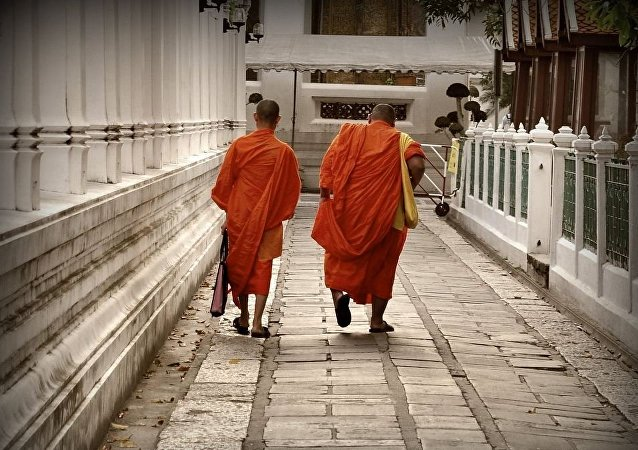 泰國82座佛教寺院11個月內連連遭竊