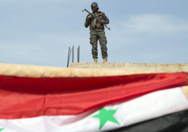 俄驻叙调解中心:叙利亚东北部数个省的居民点宣布恢复叙主权
