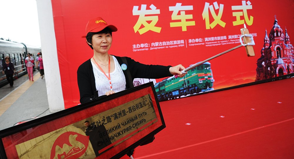 夏末前將有超過1500位中國遊客遊覽「萬里茶道」鐵路路線