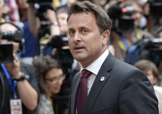 卢森堡首相贝特尔