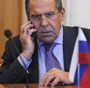 謝爾蓋•拉夫羅夫