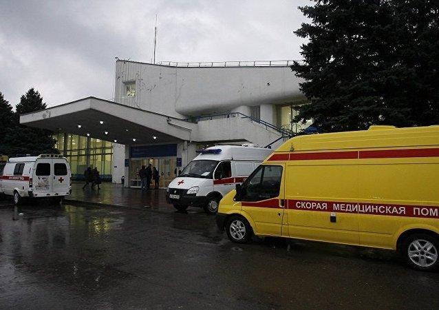 一架波音飛機在頓河畔羅斯托夫墜毀 機上載有62人