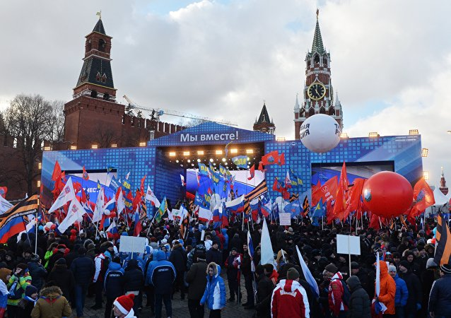 民调:大选若在下周日举行,三分之二的民众会选普京