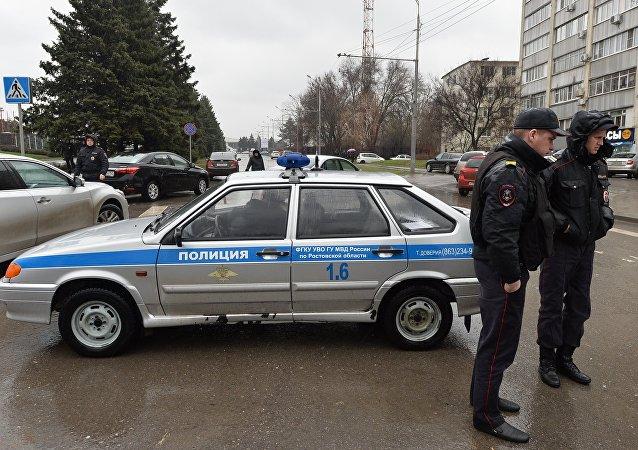 中國駐俄領事館發公告提醒赴俄中國公民注意安全