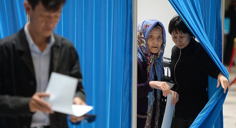 上合组织观察员代表团注意到哈萨克斯坦选举的高积极性