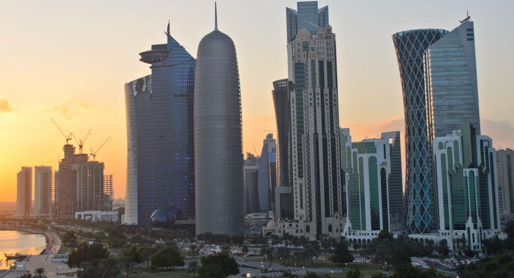 专家:阿拉伯多国与卡塔尔断交与美总统就伊朗的言论有关