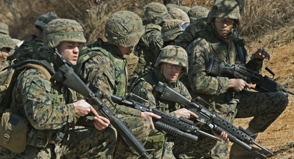 挪威拟将境内美海军陆战队人数翻番