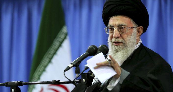伊朗最高领袖阿里•哈梅内伊