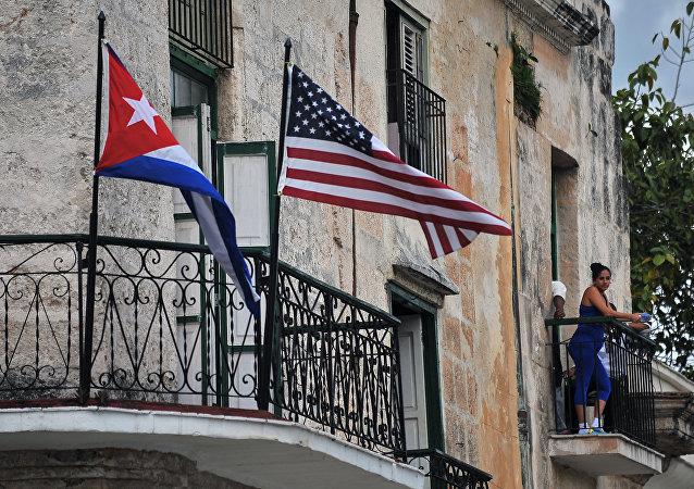 俄外交部:反古巴的论调在美国依然高涨