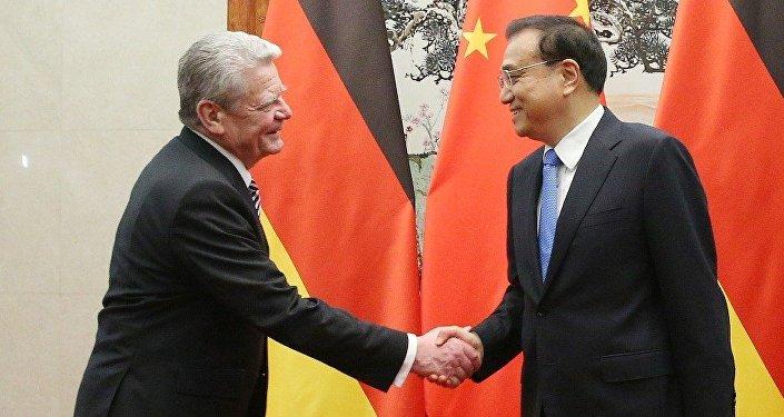 中德将努力扫除战略伙伴关系中的障碍