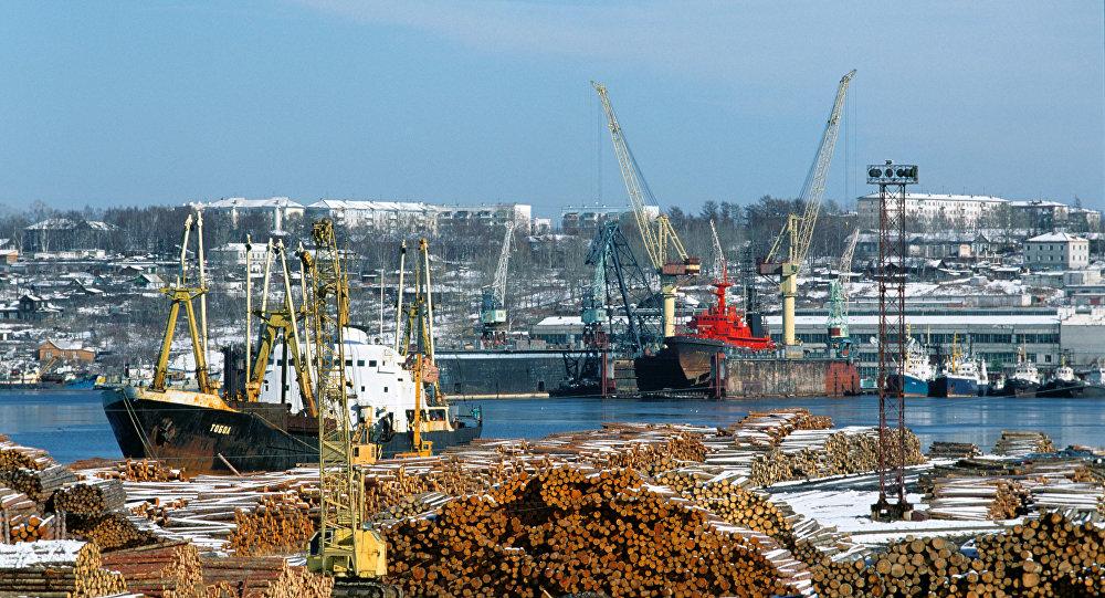 俄苏维埃港自由港迎来首份入驻申请