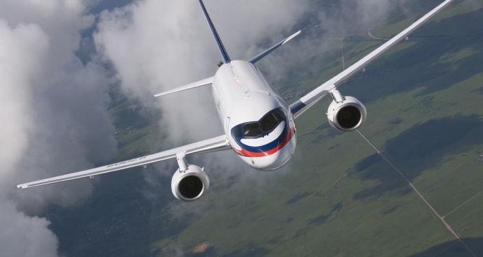 聖彼得堡直飛上海航線開通