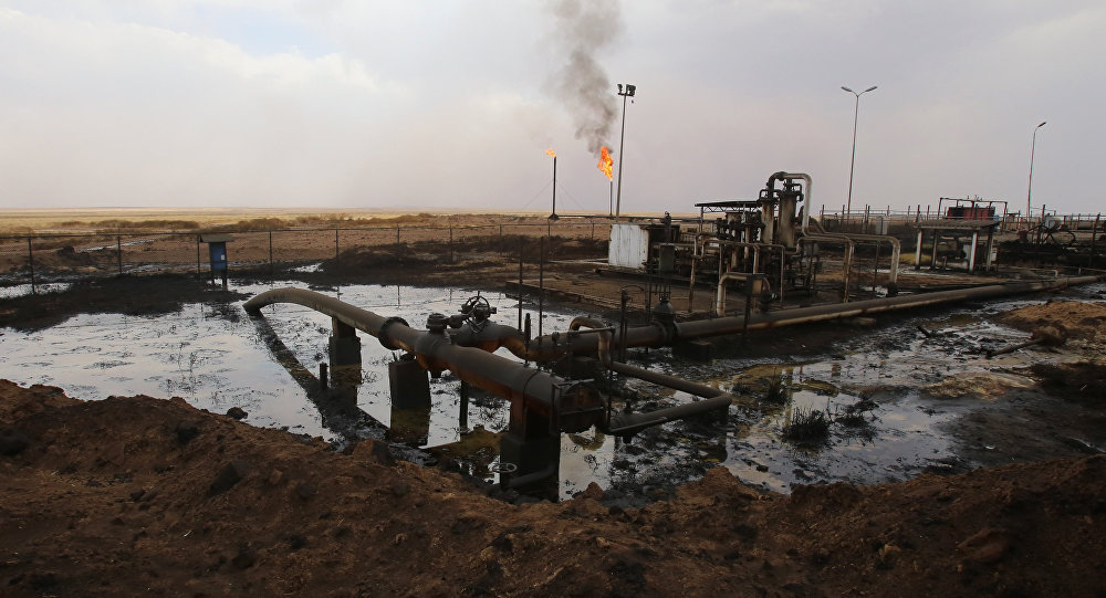 RT電視台:「伊斯蘭國」以每桶12美元價格出售石油
