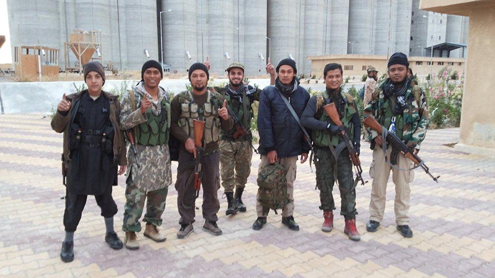在敘利亞拍攝的照片