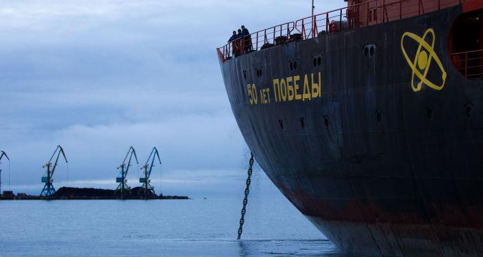普京簽署俄國家原子能集團在北方海路區域提供政府服務的法律