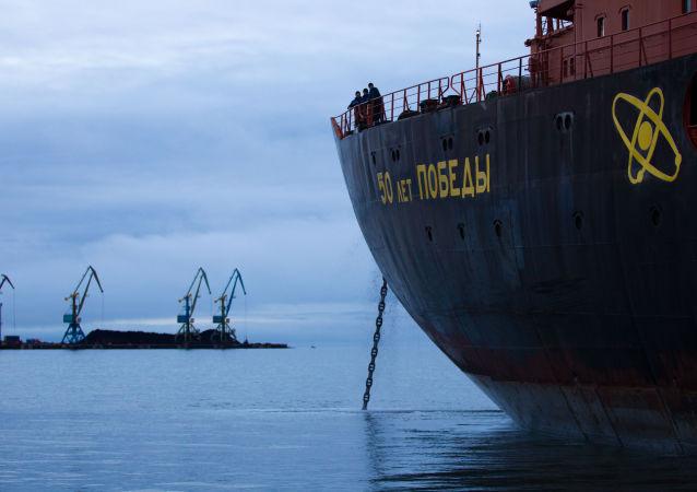 普京签署俄国家原子能集团在北方海路区域提供政府服务的法律
