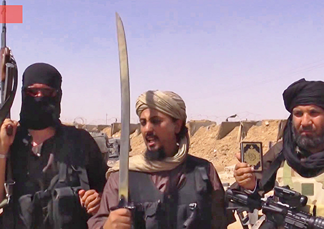 伊斯蘭國恐怖組織分子